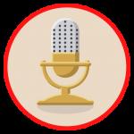 Logo del grupo Vocalistas del Ecuador